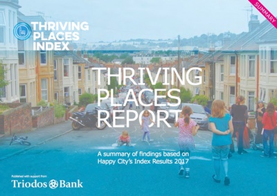 Thriving Places Summary Report 2018