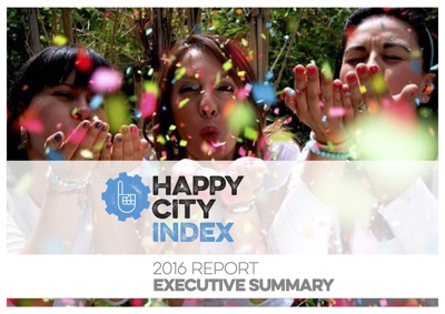 Centre for Thriving Places Index 2016 Executive Summary