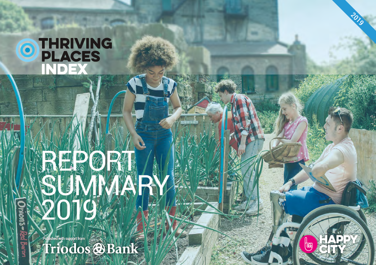 Thriving Places Summary Report 2019